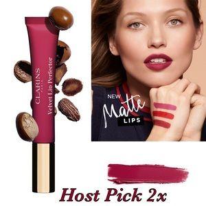 Clarins Velvet Lip Perfector 04 Velvet Raspberry